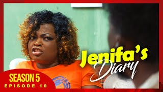 Jenifa's Diary Season 5 Episode 10 - Grace To Grass