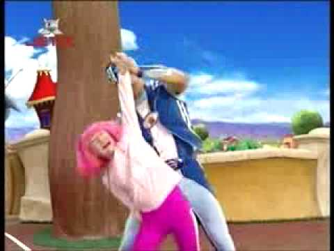 Lazytown-i Can Move (hungarian) video
