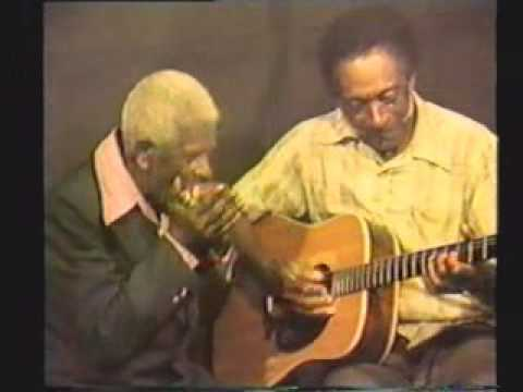 RL Burnside & Johnny Woods - Telephone Blues