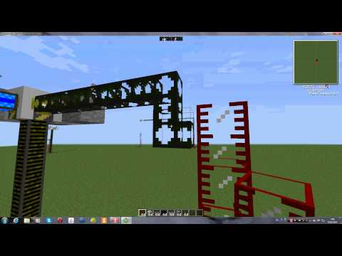 Майнкрафт как сделать нефтяную вышку