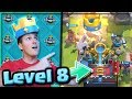 ROAD TO LEGENDARY ARENA! | BEST DECK FOR HOG MOUNTAIN?! | Clash Royale Ladder