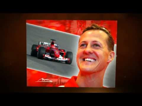 Michael Schumacher- alles gute zum 45.Geburtstag