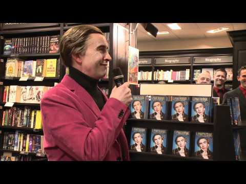 Alan Partridge Brighton Book Signing