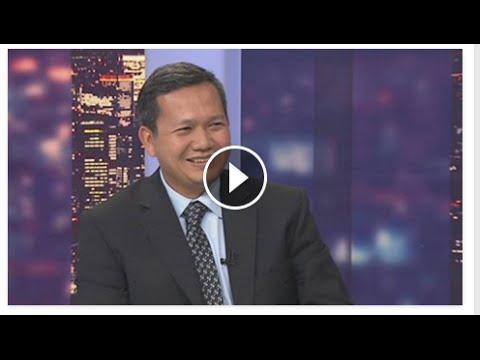 Radio Australia interview Hun Manet