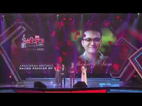 [ABPBH2014] Shaheizy Sam - Anugerah Bintang Paling Popular ABPBH2014