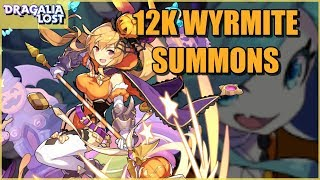 12000 Wyrmite Summons! I Want(NEED) Halloween Elisanne!!
