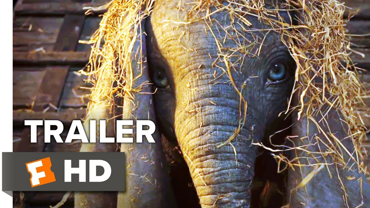 Dumbo Teaser Trailer #1 (2018) | Movieclips Trailers