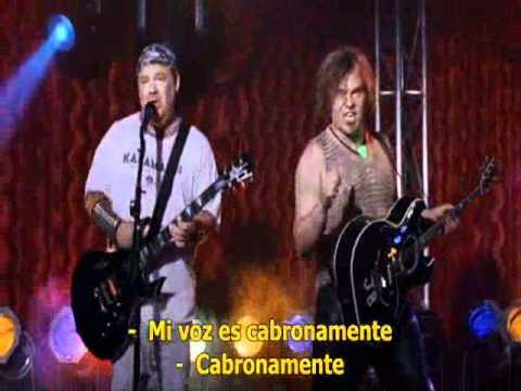 Tenacious D - Master Exploder Subtitulos Español video