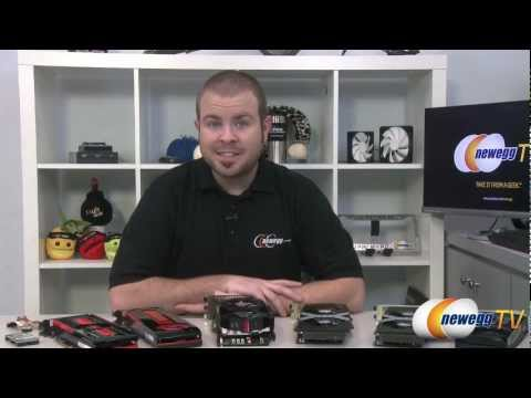Newegg TV: CrossfireX & SLI Multi-GPU Guide, Tutorial & Benchmark Demonstration