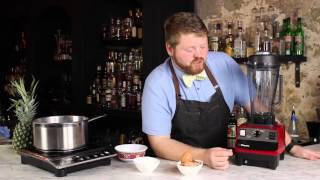 Bartender Nick Detrich at Cane and Table | Stung Twice