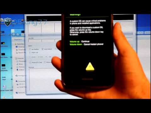 HOW TO ROOT SAMSUNG GALAXY NOTE ON 4.0.3 / 4.0.4 ( VERY EASY , NO