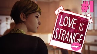 JOINING THE CHASE - Let's Play: Love Is Strange:Victoria's Route Part 1 [Life Is Strange Dating Sim]