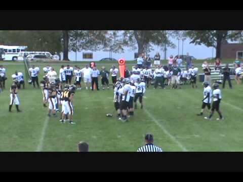 AJ Washingto Footbll Highlights Fredericksburg Christian School