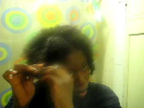 Response to Natural Coconut Cream Relaxer Results Part 3