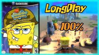 SpongeBob SquarePants: Battle for Bikini Bottom -  Longplay 100% Full Game Walkthrough No Commentary
