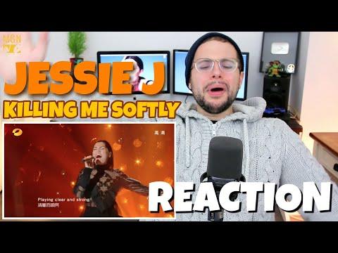 Jessie J - Killing Me Softly   Episode 3   OVELA REACTION