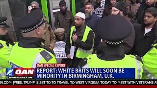 Report: White Brits Will Soon Be Minority in Birmingham, U.K.