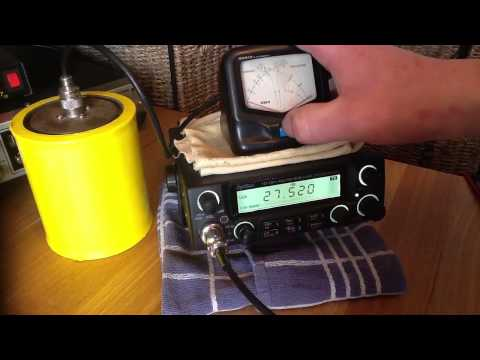 OPTIMA I0-12m AM/FM/SSB HAM TRANCEIVER