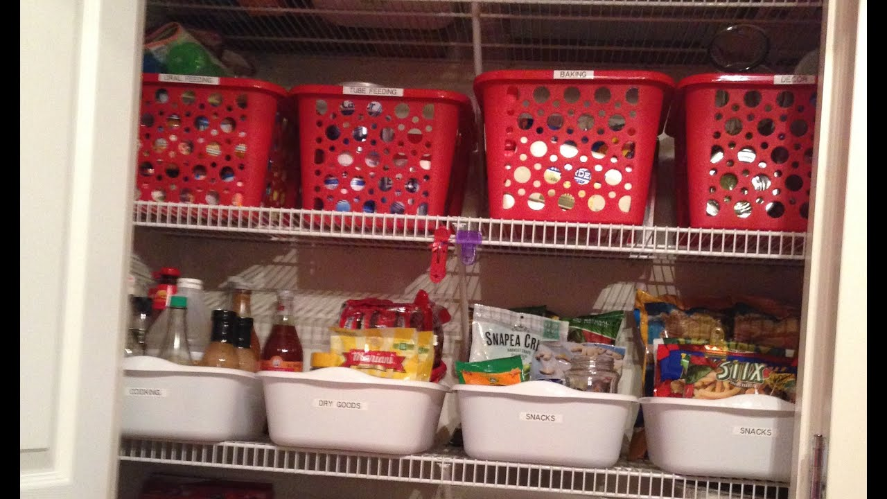 Food Storage Drawers