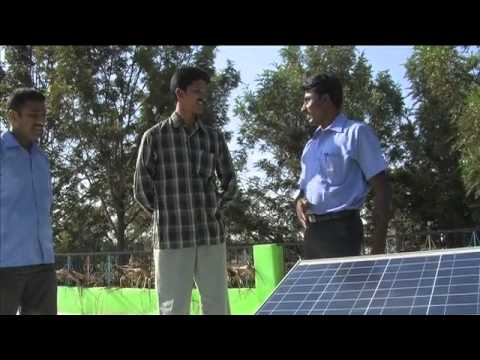 India  A Rising Solar Power