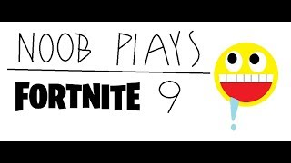 Duo Sky Base!? Noob plays Fortnite 9!