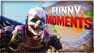 Black Ops 3: Funny Moments! Wheel Shop, Killcams, Split Screen