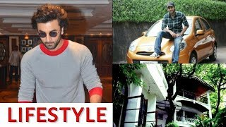 Ranbir Kapoor Biography | Family | Childhood | House | Net worth | Car collection | Lifestyle | pet