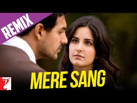 Mere Sang - New York - YRF Remix Video