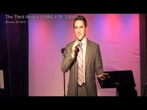The Third Annual LIVING FOR TODAY Concert: Russell Fischer, JIMMY