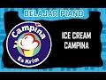 Download Lagu Belajar Piano Lagu Es Krim Campina