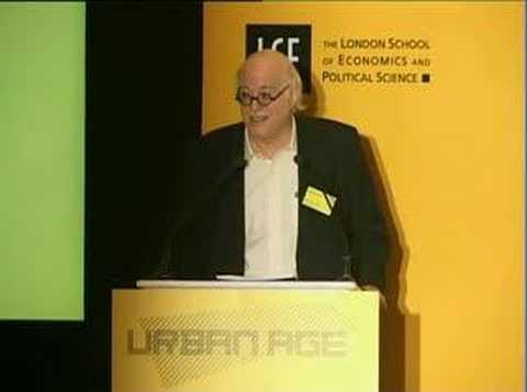 Urban Age India: Richard Sennett,