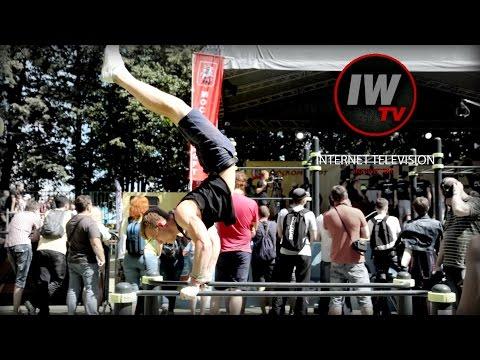 Чемпионат мира по Street Workout 2015