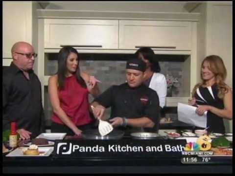Havana's Cuban Cuisine visits NBC6 to prepare Havana's Fish Fillet
