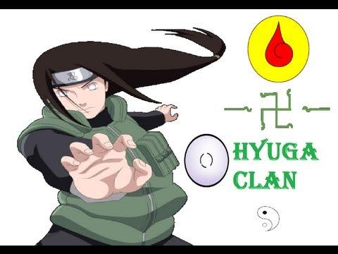 Hyūga Clan (All Members)