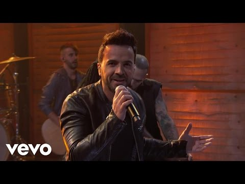 Luis Fonsi - Despacito (Live From Conan 2017) #1