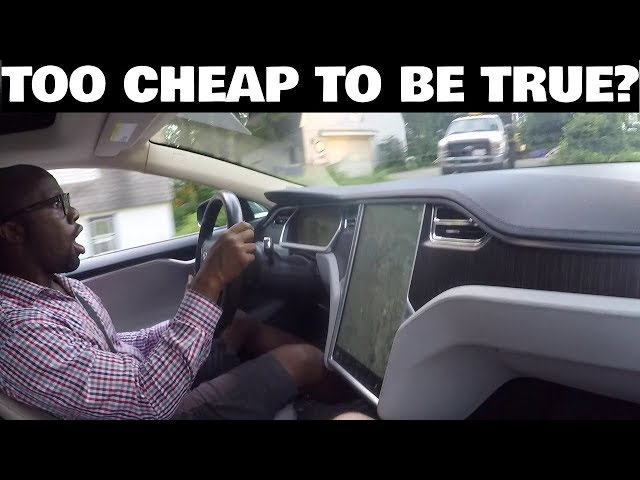 Everything Wrong With a Cheap Craigslist Tesla