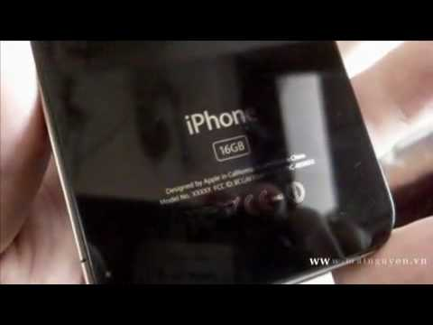 iPhone 4G in Vietnam Part 2 MUST SEE!