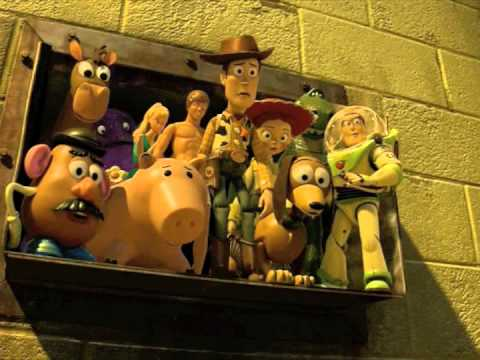 Toy Story 3 Short