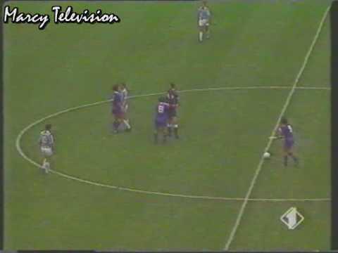 STAGIONE 1991/92 Juventus-Fiorentina: 1-0 (Italia 1)