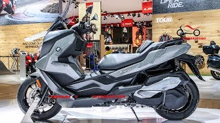 2019 BMW C400GT Debut at EICMA 2018 | New 2019 BMW C400GT First Look