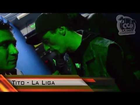 entrevista a tito la liga  03 de oct del 2014
