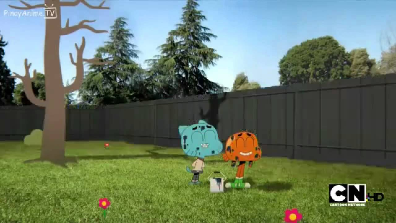 The Amazing World Of Gumball The Tba The Amazing World of Gumball