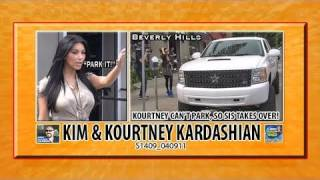 Kim & Kourtney Kardashian Can