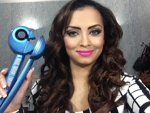 How I Curl My Hair / Babyliss MiraCurl Pro Nano Titanium review