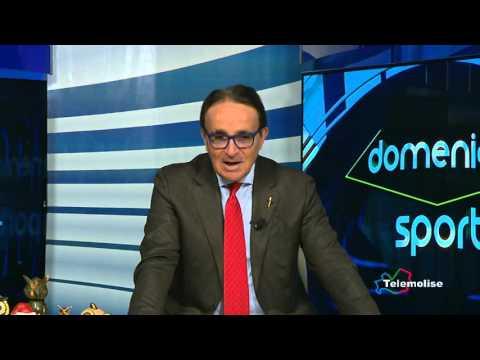 Domenica Sport - Telemolise  08/11/2015
