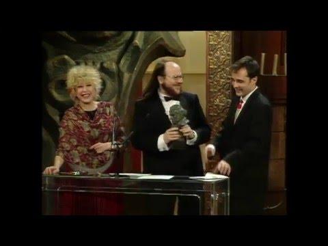 Santiago Segura se alza con el Goya a Mejor Corto de Ficción en 1994
