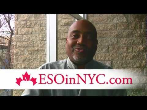 The ESO in NYC - Bill Eddins