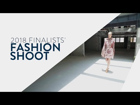 Redress Design Award 2018 Finalists' Fashion Shoot