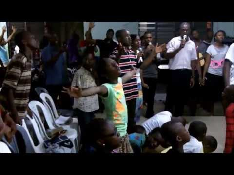 Praise & Worship in Nigeria 2013
