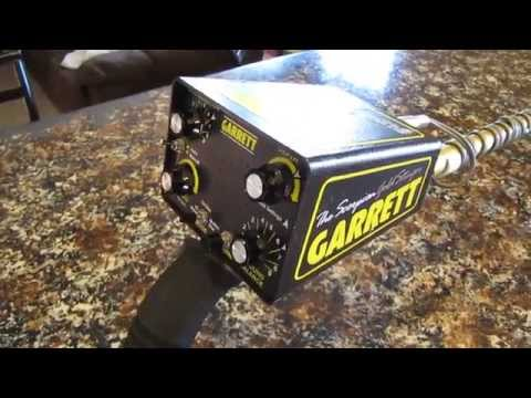 Garrett Scorpion Gold Stinger: Review and Testing
